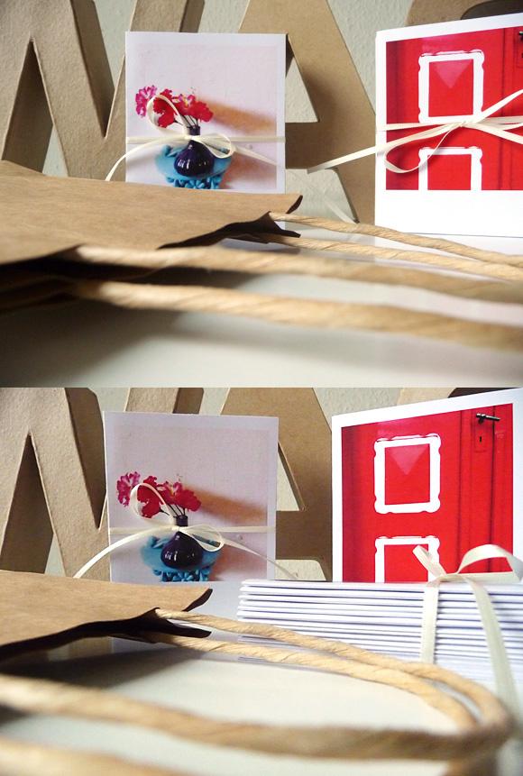 Eins wird verraten diy polaroid karten was f r immer - Polaroid karten ...